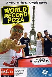 Recorddel mundo pizza