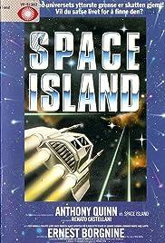 La isla del tesoro en el espacio exterior