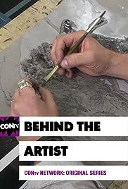 Detrás del artista