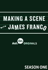 Haciendo una escena con James Franco