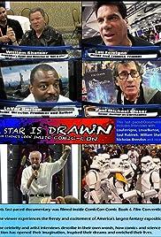 Una estrella es Drawn: Look Inside Comic Con de Rob Simone