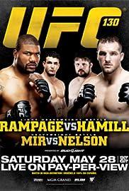 UFC 130: Rampage contra Hamill