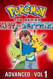 Pokémon la serie: Rubí y zafiro