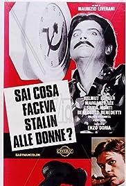 ¿Qué hizo Stalin hacen a las mujeres?