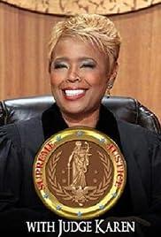 Suprema Justicia con el juez Karen
