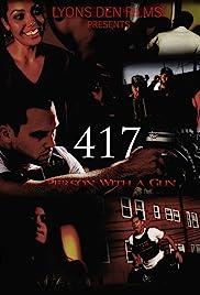 417 Persona con un arma