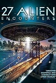 27 encuentros con extraterrestres
