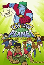 Capitán Planet y los planetarios