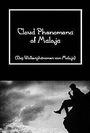 Das Wolkenphänomen von Maloja