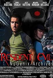 Resident Evil: NuGenix Archivos