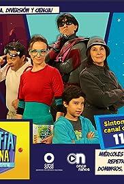 Sofía Luna agente especial