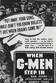 Cuando G -Men Step In