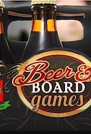 Cerveza y juegos de mesa