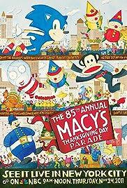 Desfiledel Día de Acción de Gracias de Macy