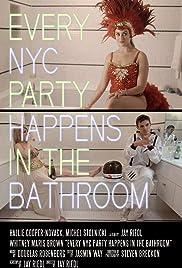 Cada fiesta de Nueva York sucede en el baño