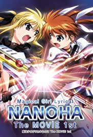 Mahou shoujo ririkaru Nanoha la película primero