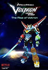 Voltron: Defensor legendario