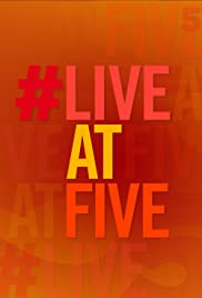 Broadway.com #LiveatFive