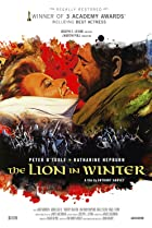 Le lion en hiver