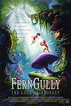 Les aventures de Zak et Crysta dans la for�t de FernGully